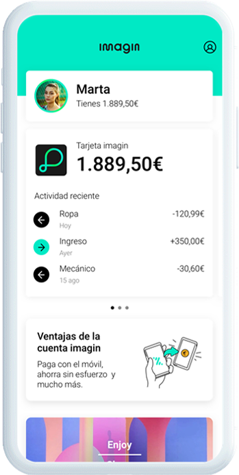 banca movil imagin